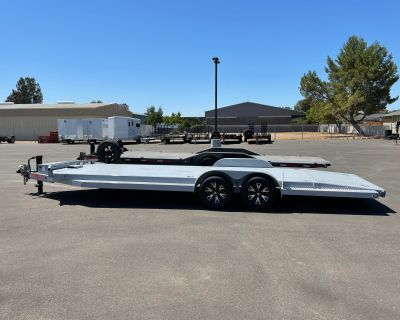 "2021 MAXXD TRAILERS 24' X 83"" 10K TUBING CARHAULER Trailer Paso Robles, CA"