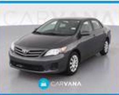 2013 Toyota Corolla Tan, 24K miles