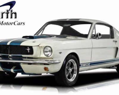 1965 Ford Mustang Shelby 350 Re-Creation