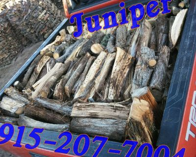 Aromatic Juniper Firewood westside