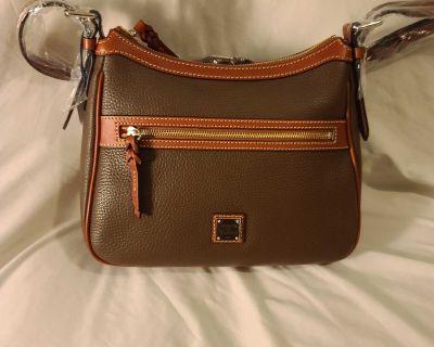 New Dooney & Bourke Piper Handbag