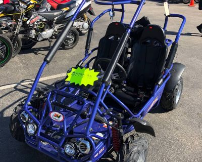2017 TrailMaster Mid XRX 6.5hp Go Karts Forest View, IL
