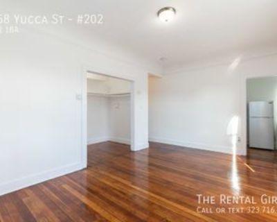 6358 Yucca St #202, Los Angeles, CA 90028 Studio Apartment