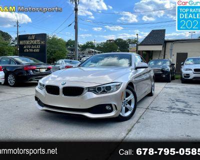 2014 BMW 4-Series 428i convertible-Navigation-Back-up camera-Heads-u