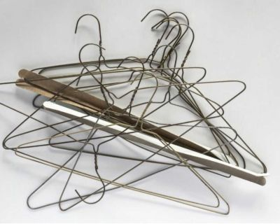 Looking for wire hangers