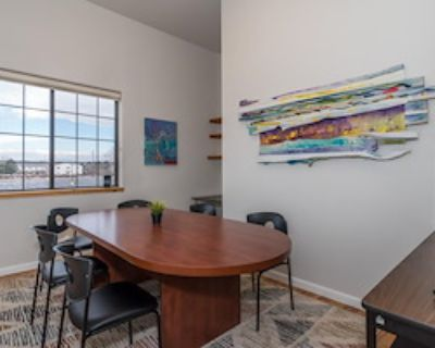 Private Meeting Room for 8 at Confluence Small Business Collective