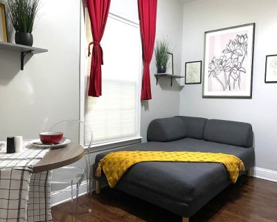 1BR cute Private entry apt minutes from DTWN ATL - Washington Park