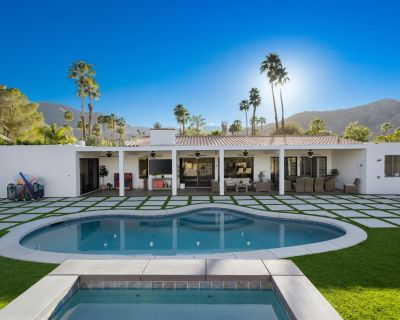 Gorgeous 4BDR House in Rancho Mirage - Magnesia Falls Cove