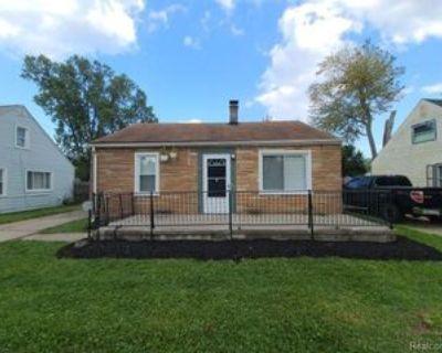 4973 Hazel St, Dearborn Heights, MI 48125 2 Bedroom House