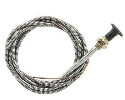 Mr. Gasket 2078 Universal Carburetor Choke Cable