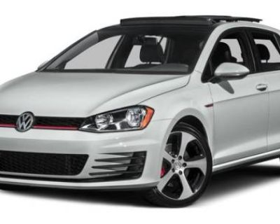 2016 Volkswagen Golf GTI Autobahn