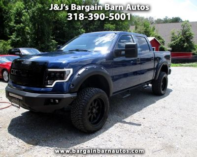 """Used 2012 Ford F-150 SuperCrew 139"""" XLT 4WD"""