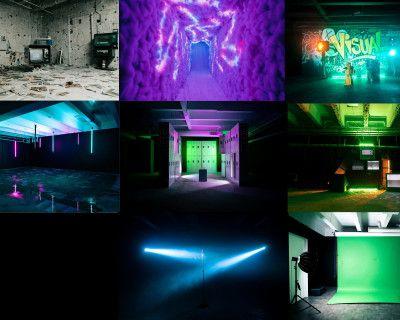 Mario Land Studios - Warehouse, Industrial, Multi Set/Prop Studio, monrovia, CA
