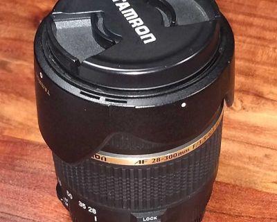 Tamron lens for Canon 28-300
