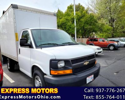 """2016 Chevrolet Express Commercial Cutaway 3500 Van 139"""""""