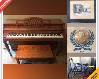 Englewood Estate Sale Online Auction - South Santa Fe Drive (STORAGE)