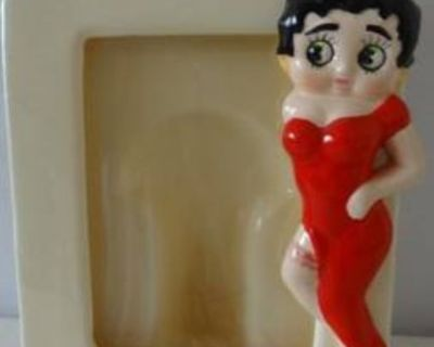 Betty Boop Picture Frame~by Vandor *