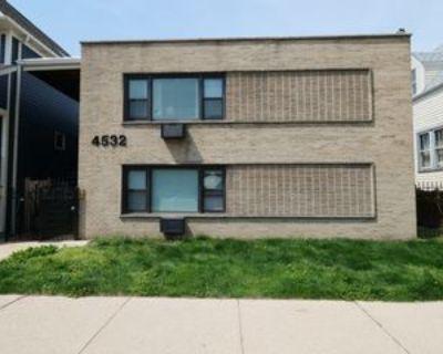 4532 North Claremont Avenue, Chicago, IL 60625 1 Bedroom Apartment