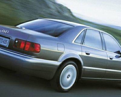2001 Audi S8 Standard