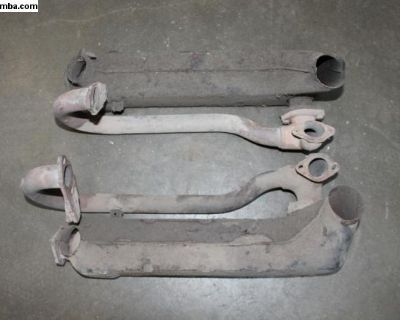 Late Beetle F.I. Heater Boxes - Pair