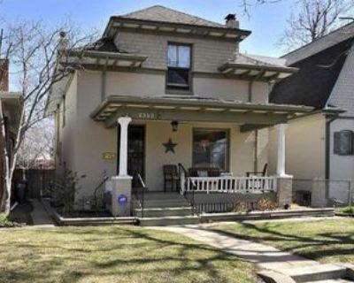2352 Cherry St, Denver, CO 80207 3 Bedroom House