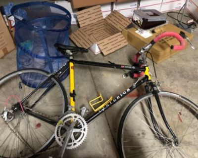 Lemans RS Centurion road bike