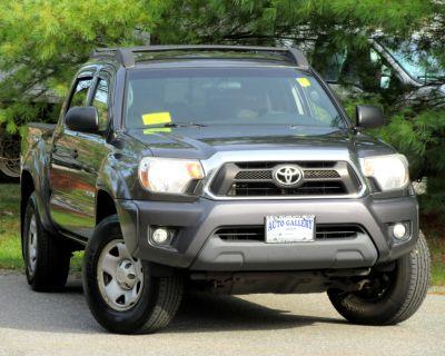 Used 2014 Toyota Tacoma SR5 Double Cab 5' Bed V6 4x4 AT (Natl)