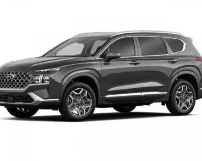 2021 Hyundai Santa Fe Hybrid Limited