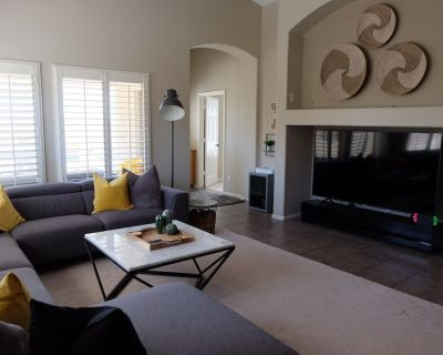 House with pool and desert views ! In beautiful Estrella Mountain Ranch ! - Estrella Mountain Ranch