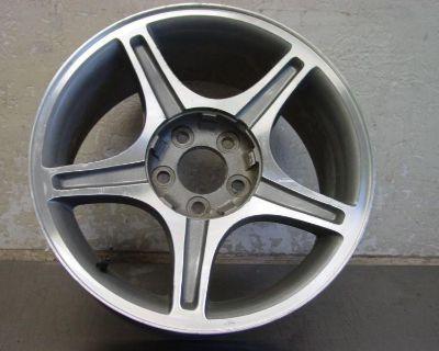99-00 Ford Mustang Gt Factory 17x8 5-spoke Aluminum Rim Wheel