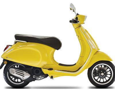 2021 Vespa Sprint 50 Scooter Naples, FL
