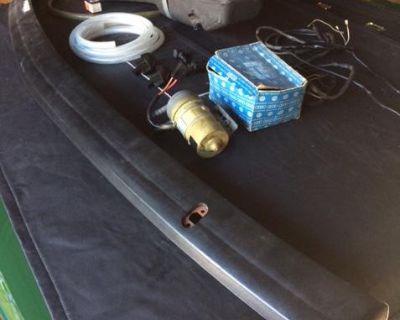 Porsche 914 Factory Headlight Washer System