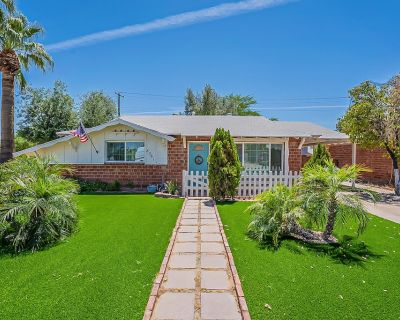 *New Listing* Little Brick House - fire pit, quiet neighborhood, near Old Town Scottsdale - South Scottsdale