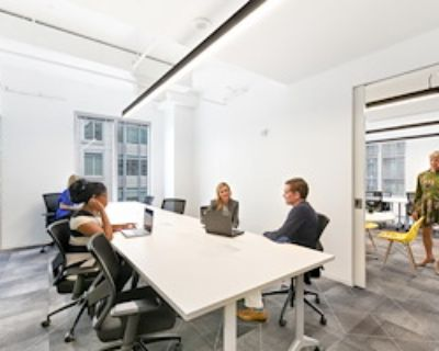 Office Suite for 12 at TechSpace - Ballston