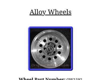 Looking for ford ranger wheels