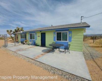 62812 Lind Ln, Joshua Tree, CA 92252 2 Bedroom House