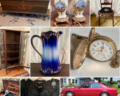 Vintage Household and Antique Furniture Estate Auction