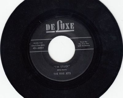 FIVE JETS ~ I'm Stuck*Mint-45 !