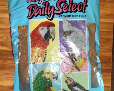 Pretty Bird Daily Select Premium Bird Food for Parrots