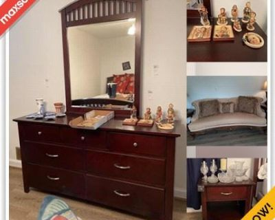 Hyattsville Estate Sale Online Auction - Saranac Street