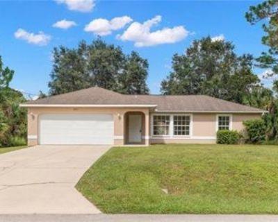 4951 Hillman Ter, North Port, FL 34288 3 Bedroom Apartment