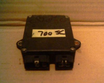 84 Honda Cb 700 Sc Cb700 Cdi Box Igniter Spark Unit Cdi Spark Unit Brain Box Cb
