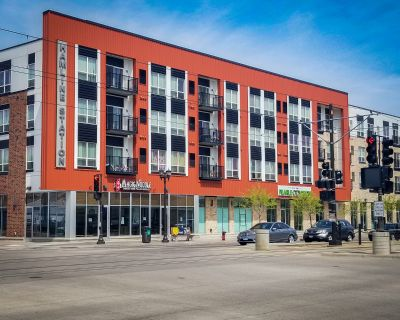 Hamline Station Retail Space for Lease