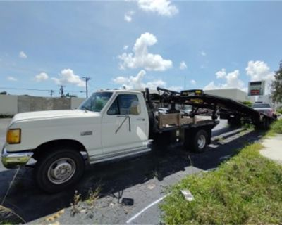 1990 Ford F450