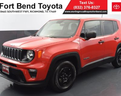 Jeep Renegade Front Wheel Drive SUV