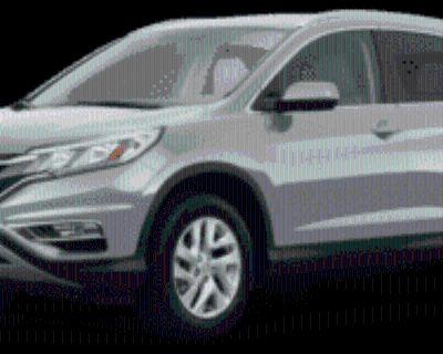 2016 Honda CR-V EX-L FWD