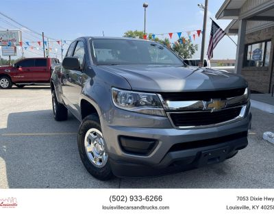 """Used 2018 Chevrolet Colorado 2WD Ext Cab 128.3"""" Work Truck"""