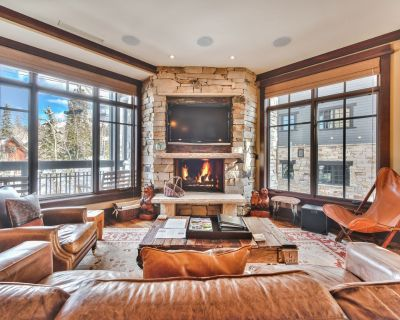 Ski-in Ski-out Deer Valley + Amenities Galore - Empire Pass