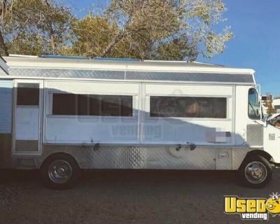 Used GMC Step Van Food Truck / Ready to Work Mobile Kitchen