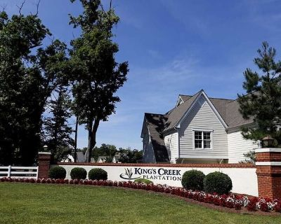 2 Bedroom Townhouse at Kings Creek Plantation Resort - York